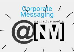 Corporate Messaging Screenshot